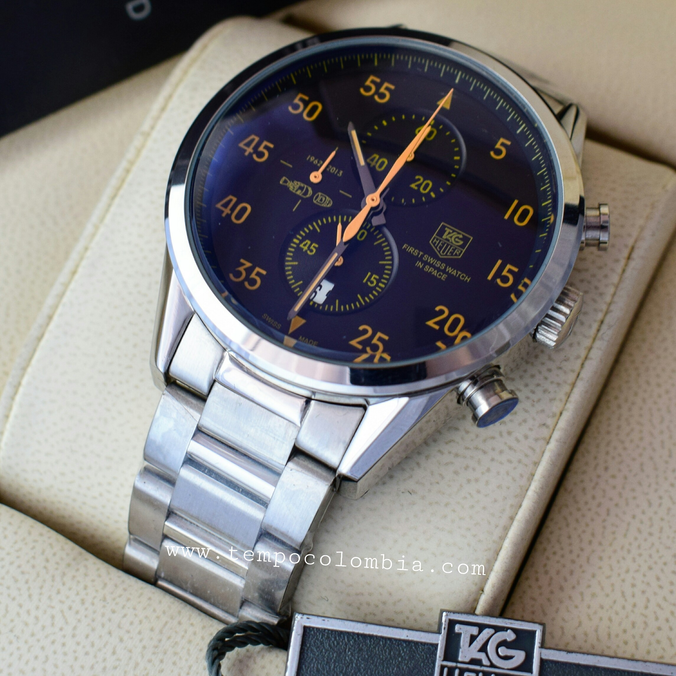 SPACE TAG HEUER