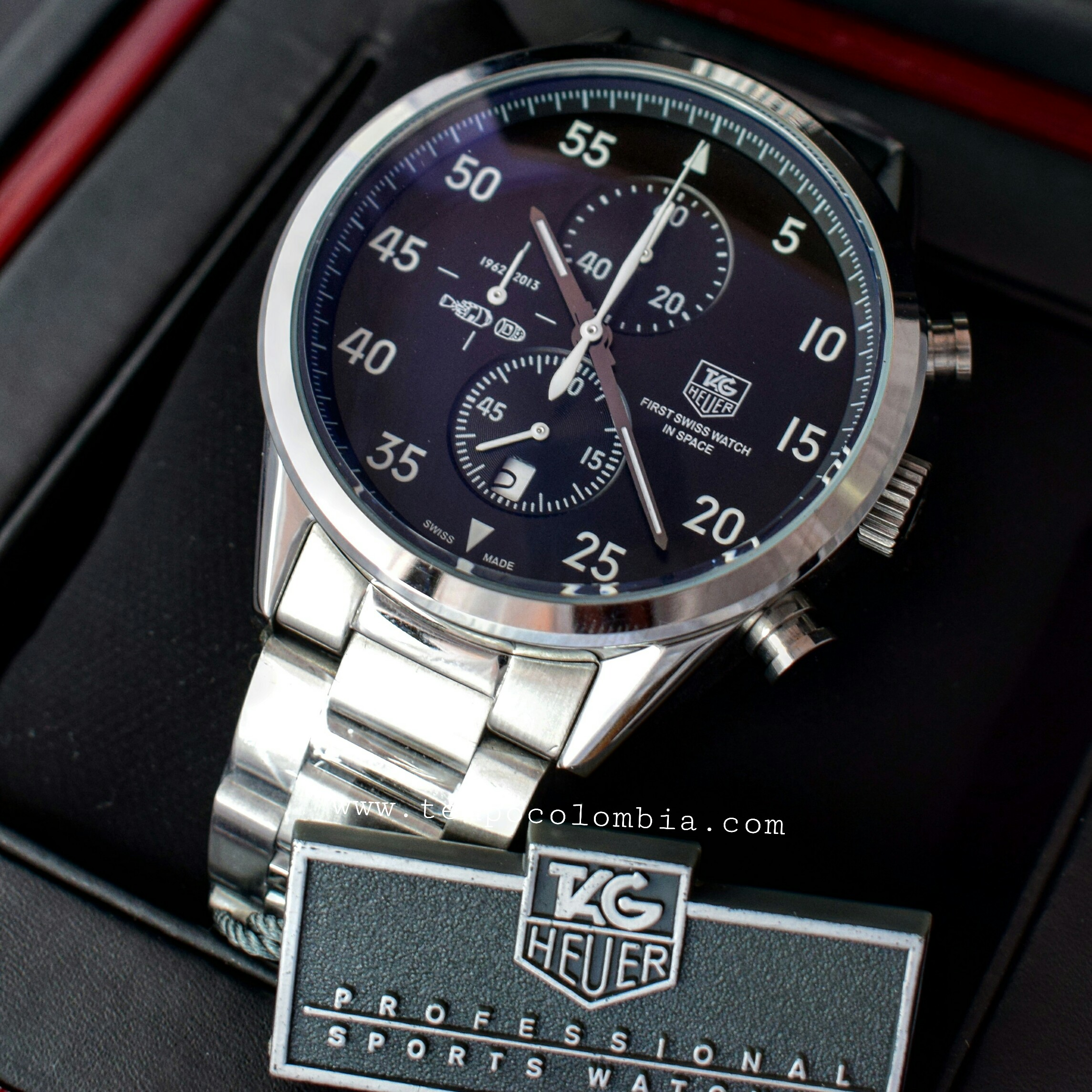 SPACE X TAG HEUER
