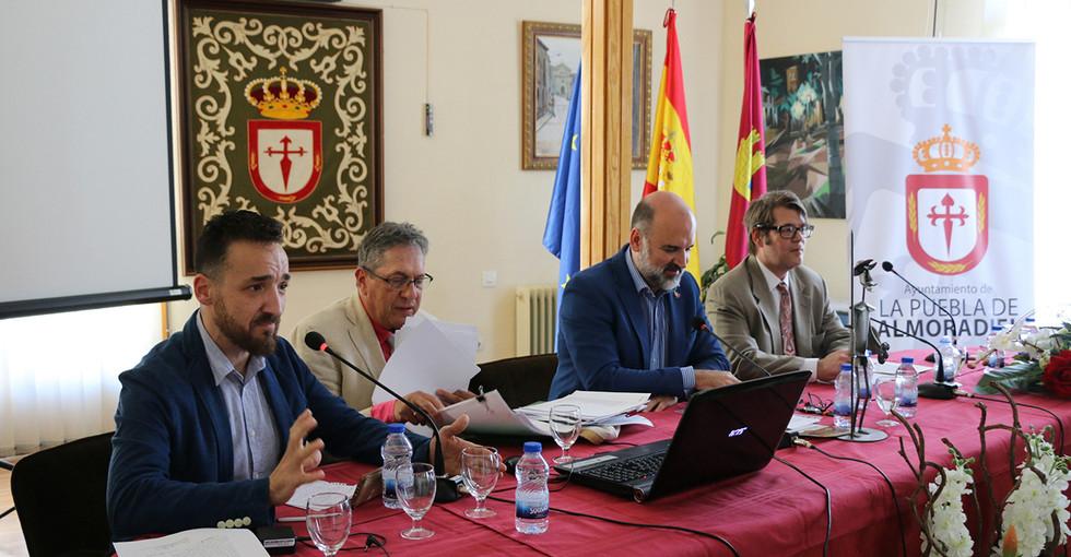 Sesión de La Puebla de Almoradiel