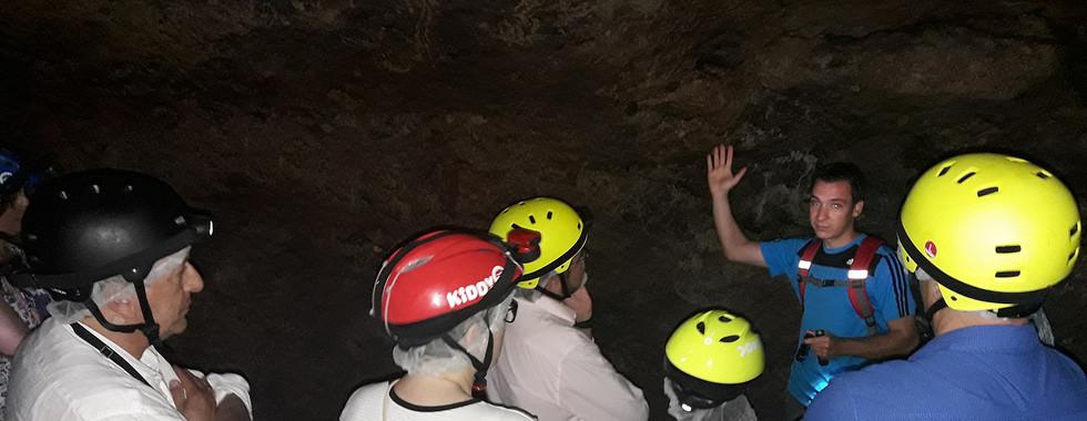 Visita a la Cueva de Montesinos