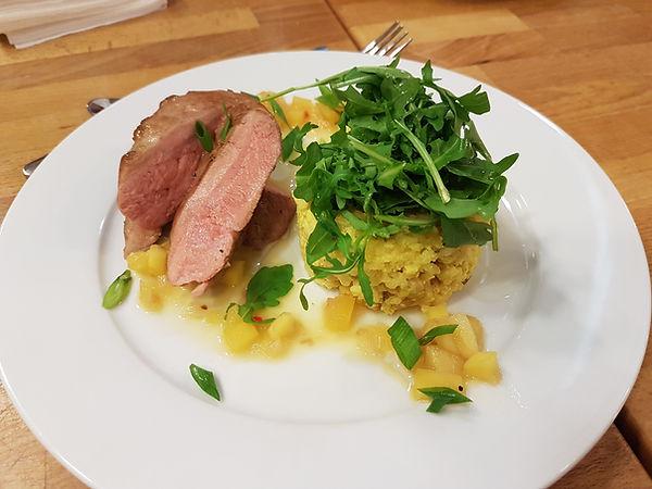 мясо Sous vide су вид сувид утка