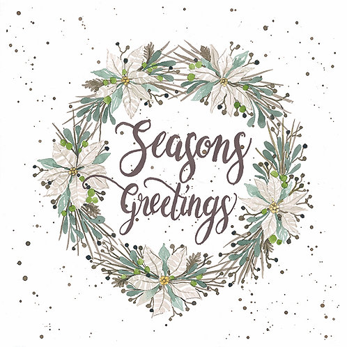 """Season's Greetings"""