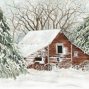 CIN-Xmas barn and trees-original.jpg