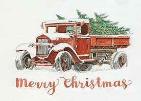 CIN-red truck-3-merry christmas-opt 3.jp