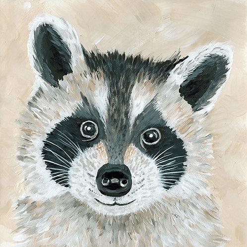 """Roxie the Raccoon"""