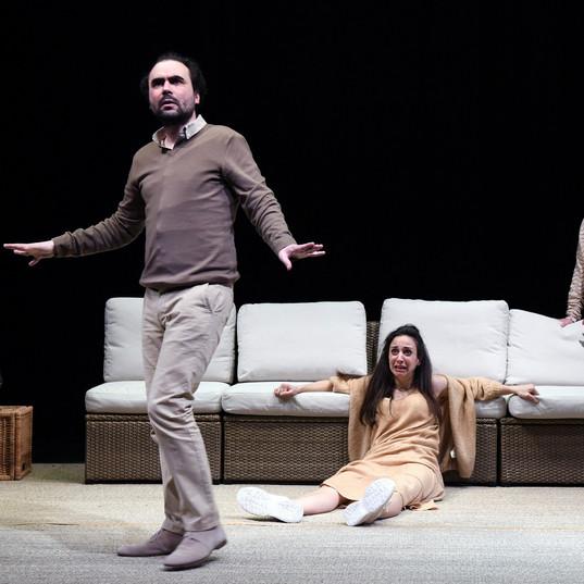 Vincent Joncquez, David Houri, Eléonore Joncquez, Coralie Russier.