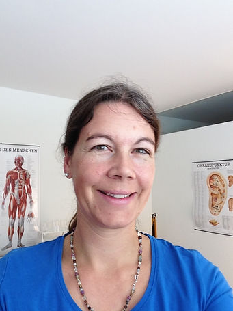 das Bild zeigt Nadja Kaltenrieder Inhaberin von TCM-Erlach