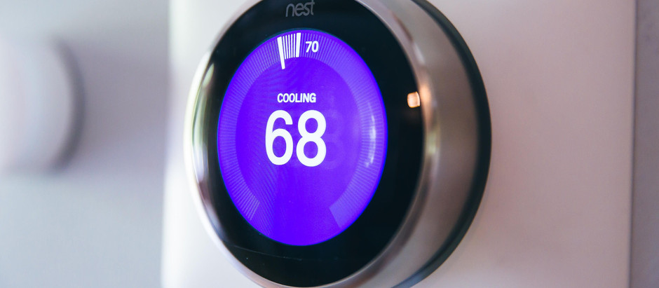 The First Thermostat That Programs Itself