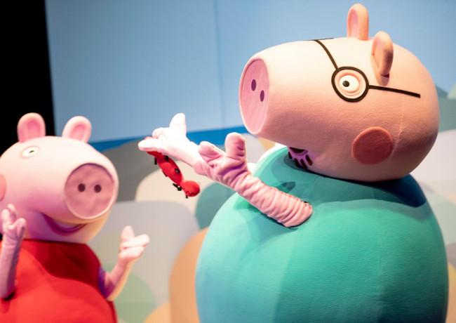 Peppa Pig Live in SA