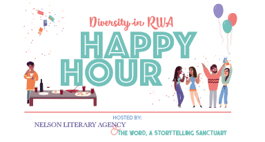 Diversity in RWA Happy Hour 2018