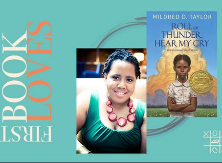 Savannah J. Frierson's First Book Love: Roll of Thunder, Hear My Cry