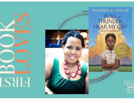 Savannah J. Frierson's First Book Love: Roll of Thunder, Hear My Cry