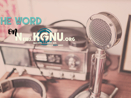 The Word on KGNU: Three-minute quickie on escaping publishing black holes