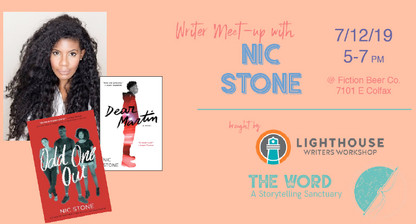 Meet up with Nic Stone!