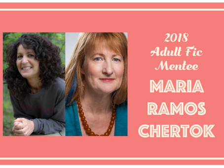 Catching up with 2018 Editor-Writer Mentee Maria Ramos Chertok