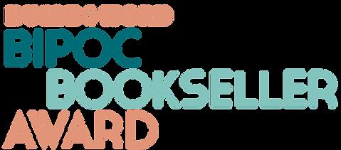 Duende-Word BIPOC Bookseller Award Logo