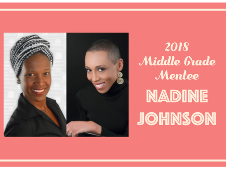 Catching up with 2018 Editor-Writer Mentee Nadine Johnson