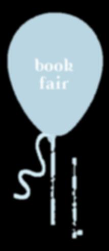 Book Fair at margins conference logo