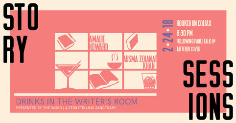 Story Sessions: Drinks in the Writer's Room