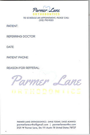 Parmer Lane Ortho Referral Slip.jpeg