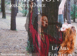 Jojk meets Dance