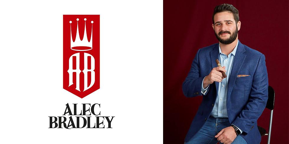 Alec Bradly Cigar Event