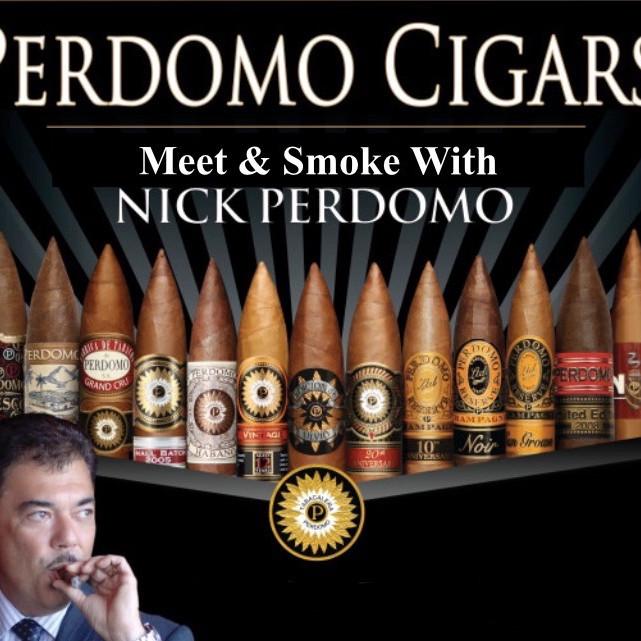 Meet Nick Perdomo