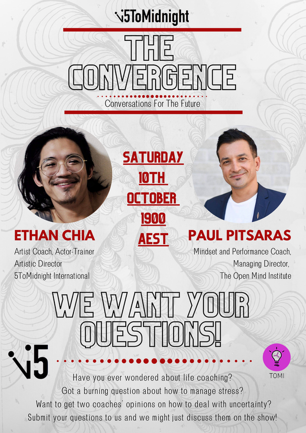 The Convergence #1: Paul Pitsaras