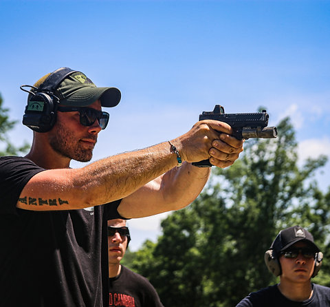Pistol Level 1&2 (2 days) | Mt. Pleasant, TN | June 19-20