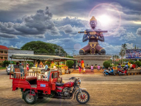 Italy, Cambodia, Still Small Voice