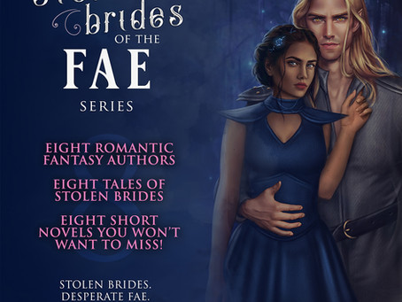 Stolen Brides of the Fae - Coming Soon!