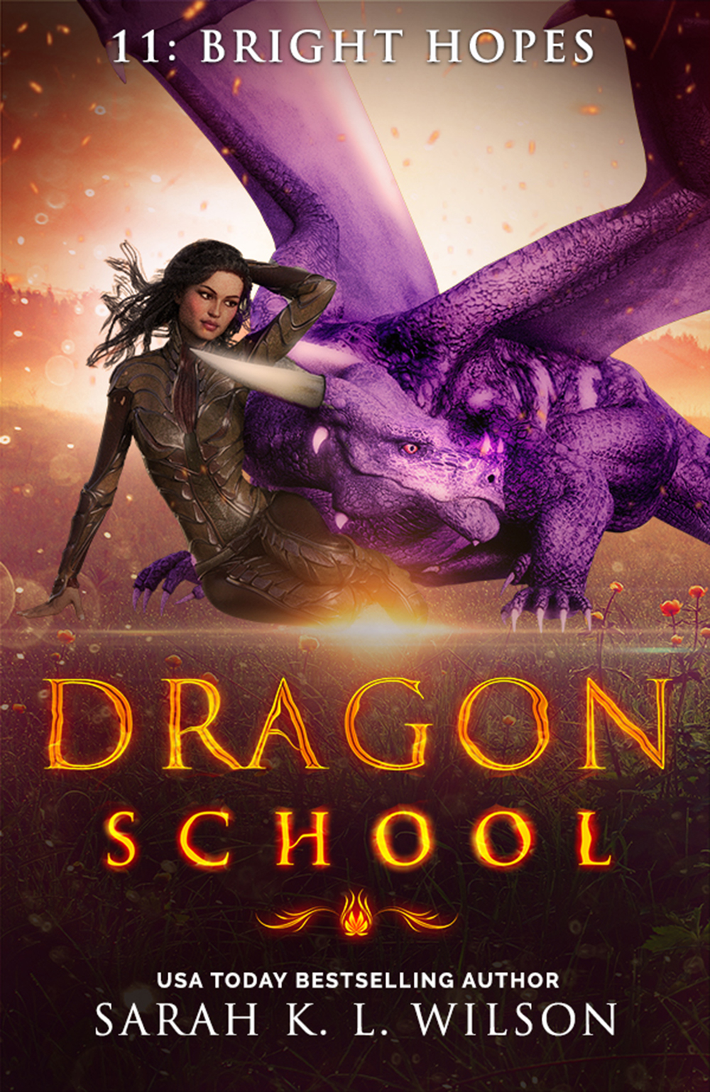 Dragon School: Bright Hopes