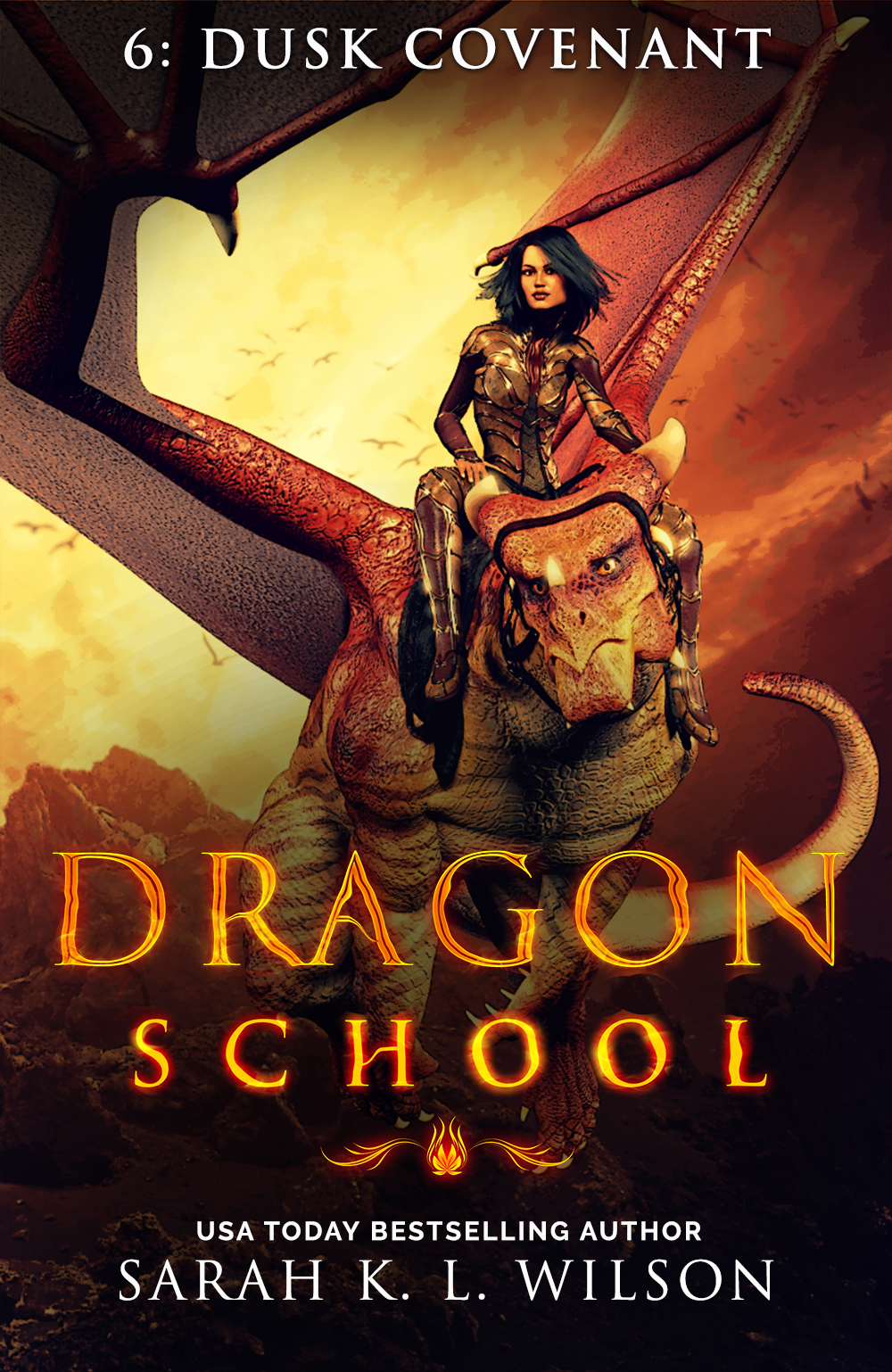 Dragon School: Dusk Covenant