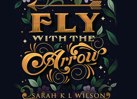 Fly With the Arrow - Audiobook