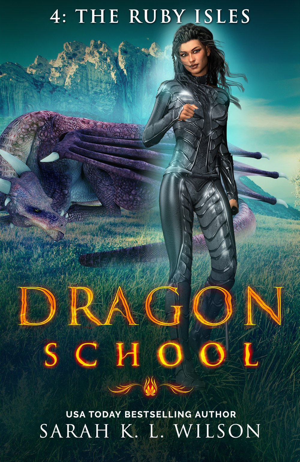 Dragon School: The Ruby Isles