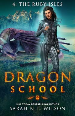 Dragon School: The Ruby Isles