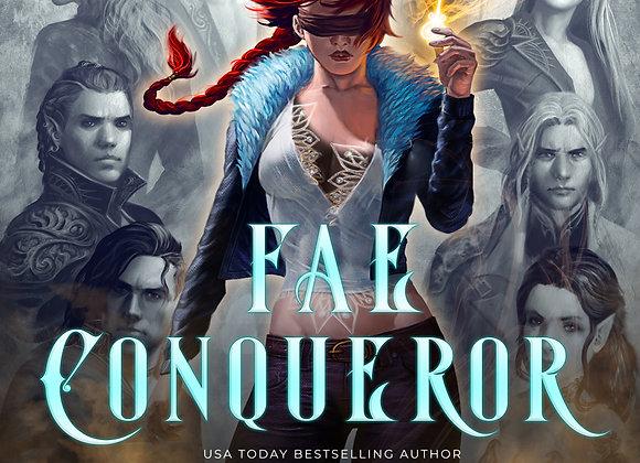 Fae Conqueror - Audiobook