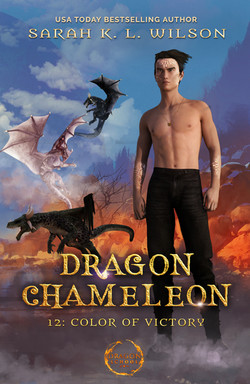 Dragon Chameleon: Color of Victory