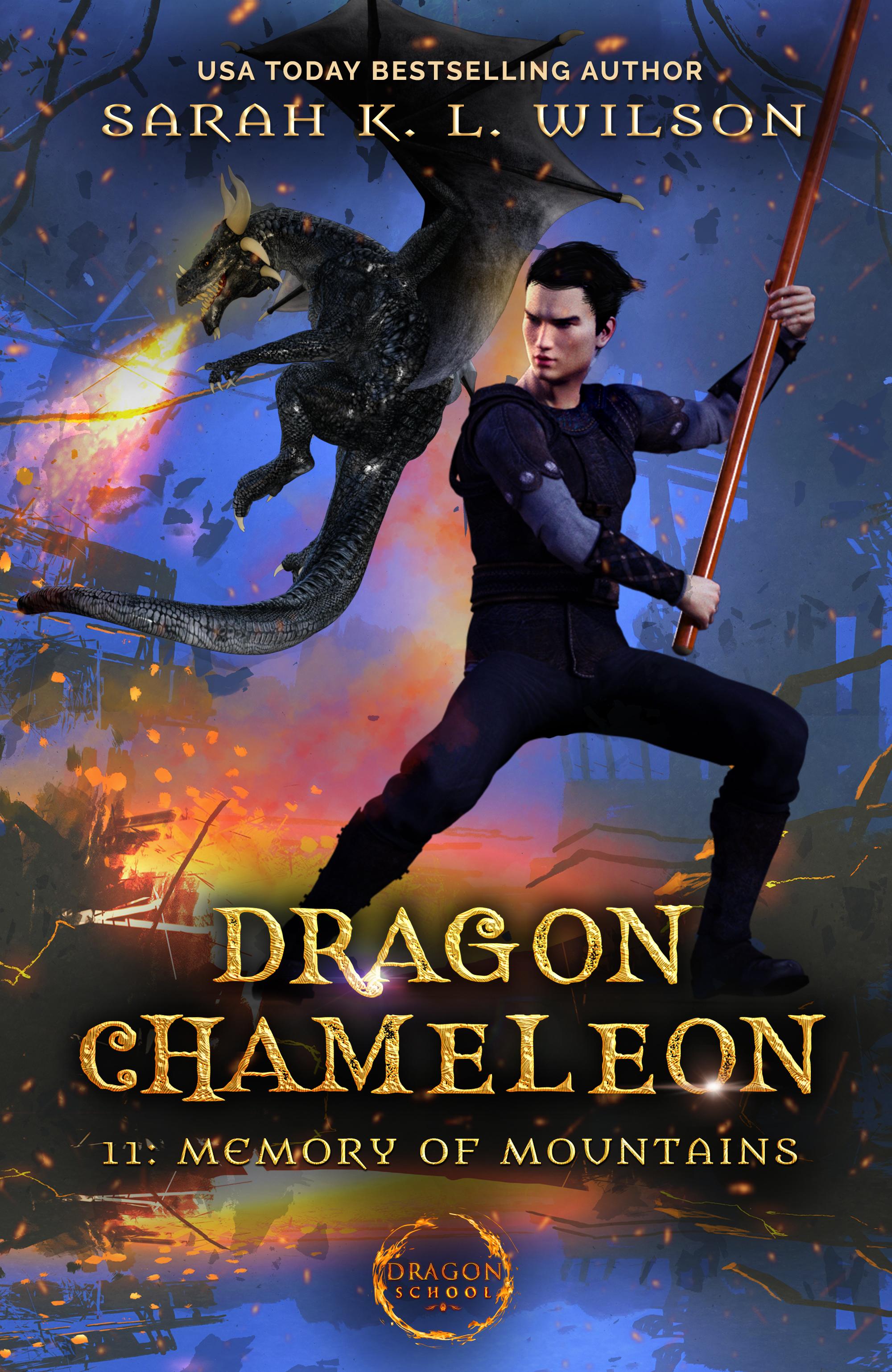 Dragon Chameleon: Memory of Mountain