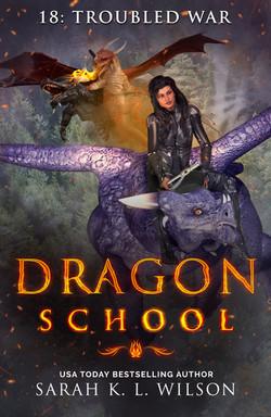 Dragon School: Troubled War