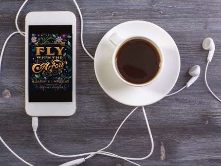 Fly With the Arrow is now an audiobook!