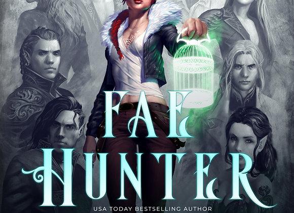 Fae Hunter - Audiobook