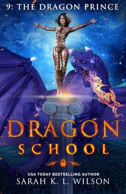 Dragon School: Prince of Dragons