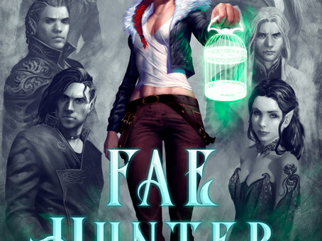 Read Fae Hunter a chapter at a time.