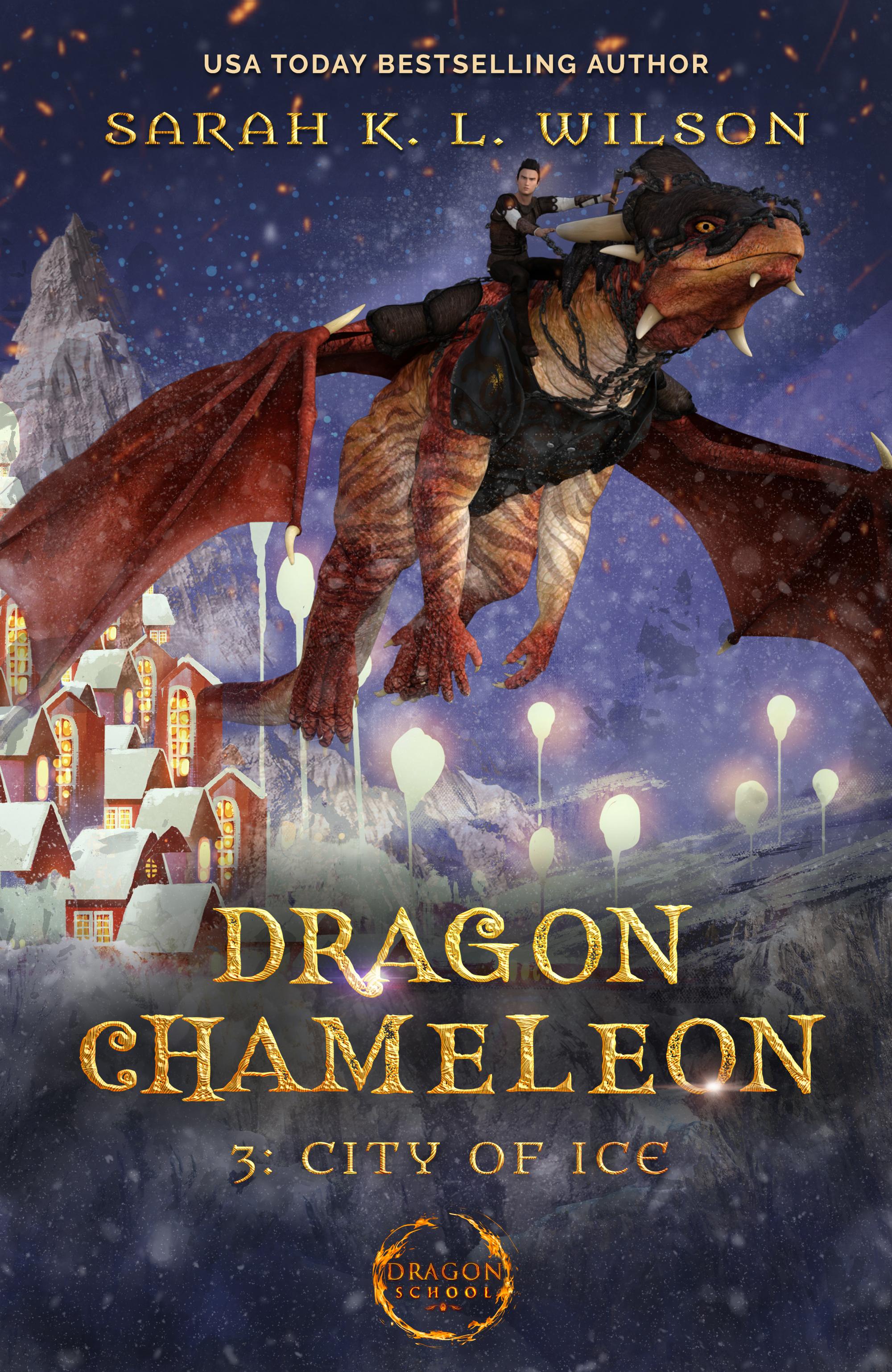 Dragon Chameleon: City of Ice