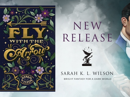 NEW RELEASE: FLY WITH THE ARROW