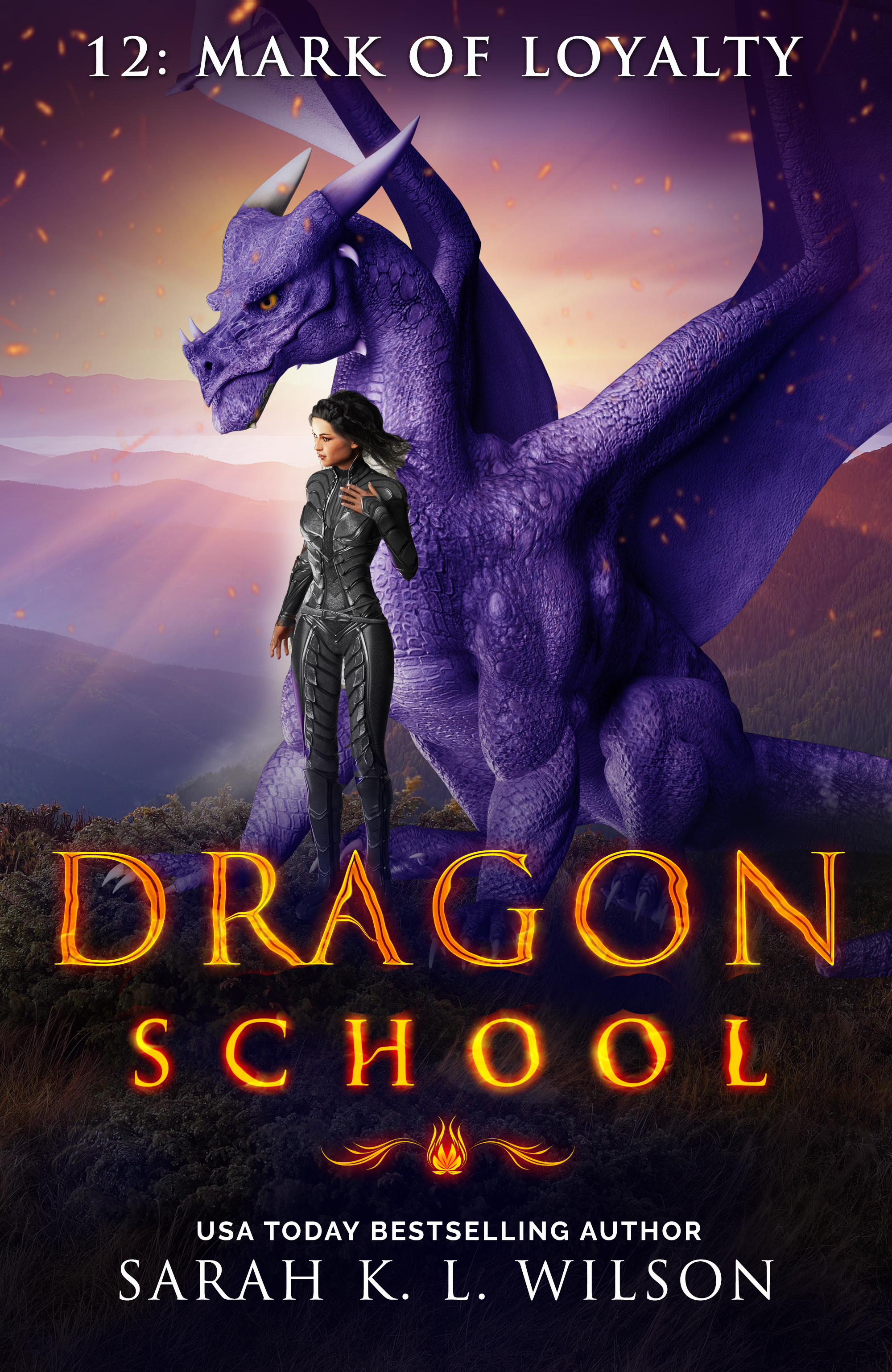 Dragon School: Mark of Loyalty