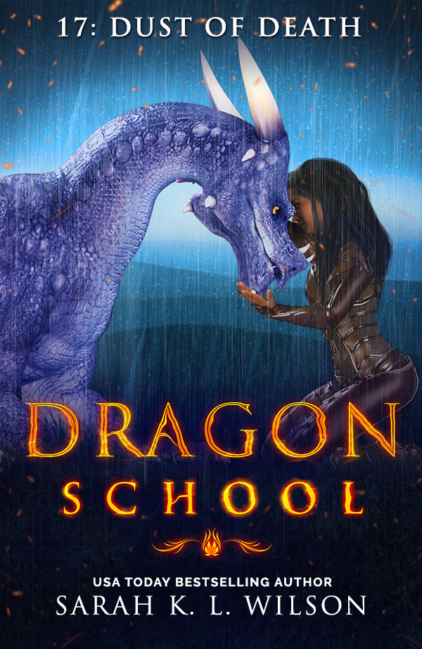 Dragon School: Dust of Death