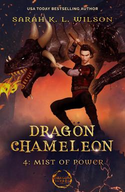 Dragon Chameleon: Mist of Power