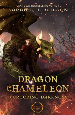 Dragon Chameleon: Creeping Darkness